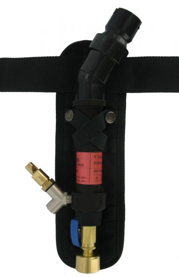 Versaflo V-200E Air Heating Regulator with Belt and Pad
