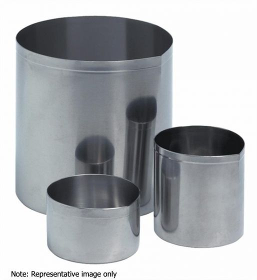 Stainless Steel Beaker 1000ml-BEA4100C-Camlab