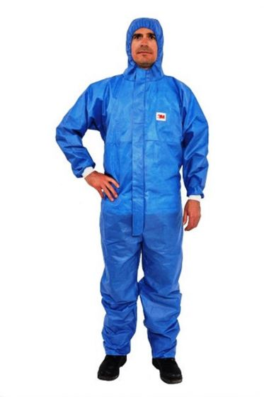 4532+ AR Coverall Blue Type 5/6 Size S Pack of 20-camlab