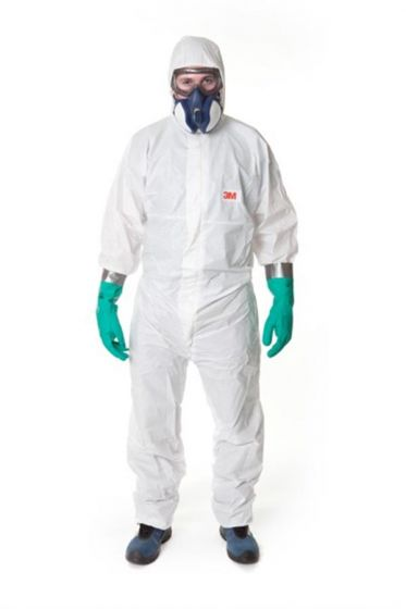 4545 Coverall White Type 5/6 Size 3XL Pack of 20-4545W3XL-Camlab