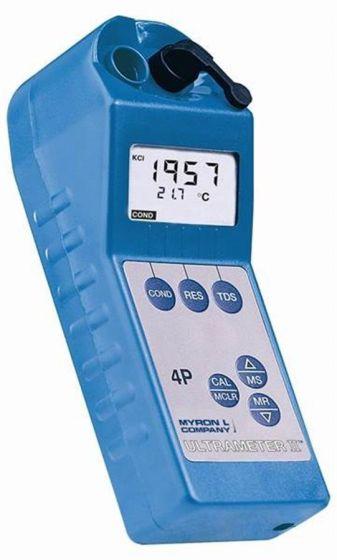 Myron L  Ultrameter 4PII Conductivity TDS Resistivity Temperature - camlab