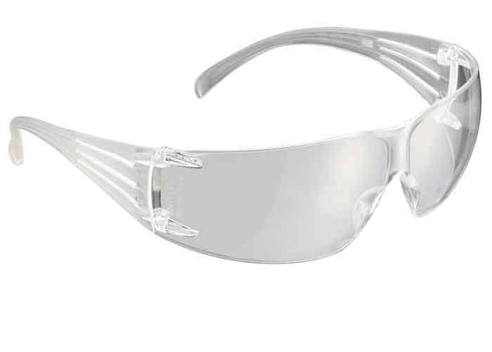 3M SF201AS-EU SecureFit Safety Spectacles AS - PC Clear Lens Pack of 20