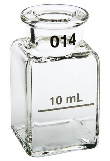 10ml Sample Cell 1 Inch Square Matched Pair-2495402-Camlab