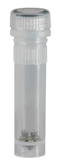 2ml prefilled tubes Hard Tissue Grinding Mix, Metal beads 2.4mm - 50 Pack
