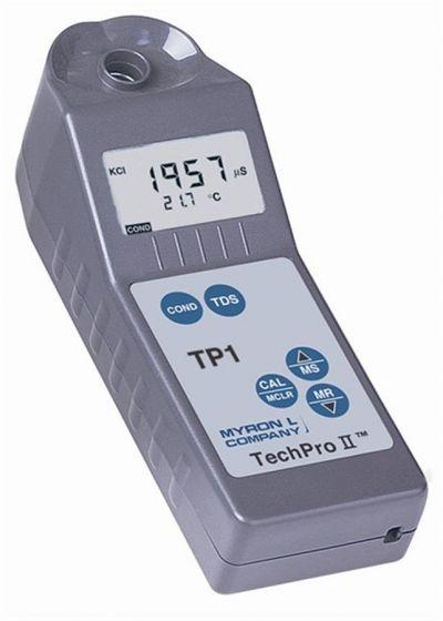 Techpro II Meter TDS, conductivity, temperature
