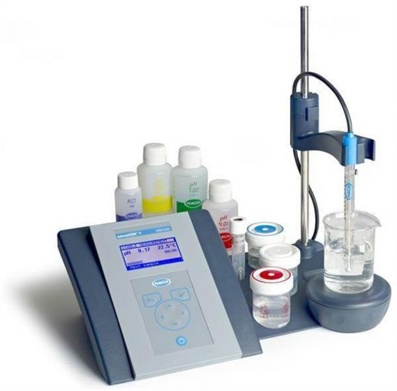 Hach sensION+ MM340 pH/Ion meter
