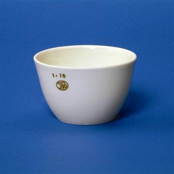 Crucible Porcelain Low Form