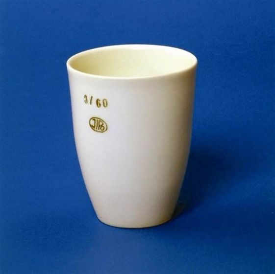 Crucible Porcelain Tall Form