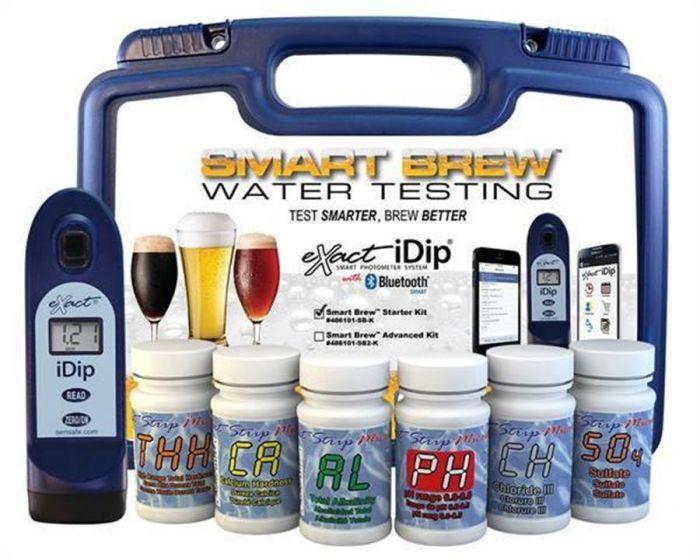 Smart Brew Starter Kit - Water Testing Kit for Brewing
