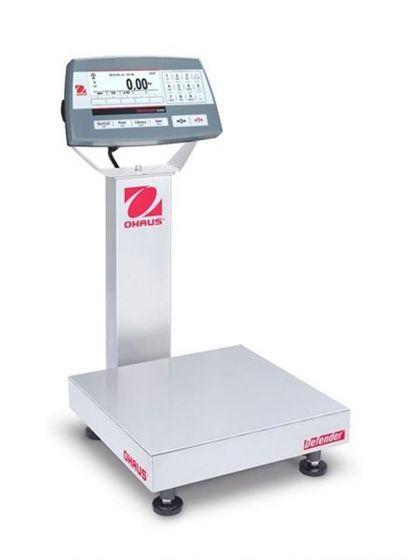 Ohaus 30461546 Defender 5000 Platform Scale Capacity 6kg/15kg Readability 2g/5g M cert-camlab