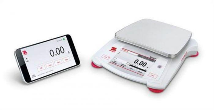 Ohaus Scout STX Touchscreen Portable Balances