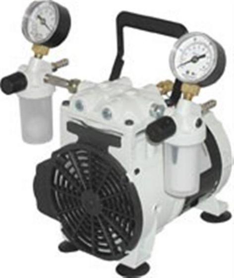 Dry Vacuum / Pressure Pump model 2546