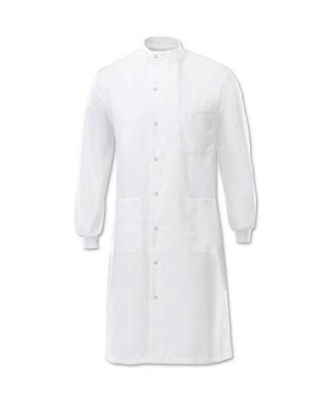 C865 Portwest Howie Laboratory Coats - Premium White_camlab