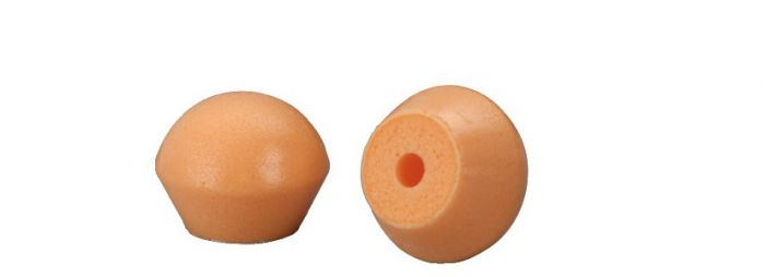 3M 1311 Replacement Plugs For 1310 Ear Plugs Pack of 20