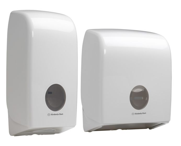 AQUARIUS Toilet Tissue Dispensers