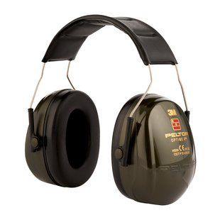 PELTOR Optime II Ear Muff Headband Pack of 20