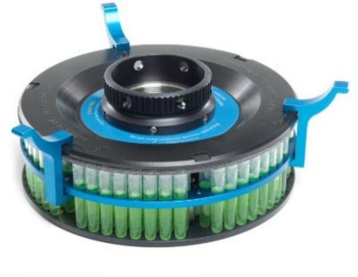 96 Strip Well Tube carriage for Bead Ruptor 24-camlab
