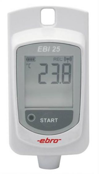 EBI 25 T Wireless Temperature-Logger