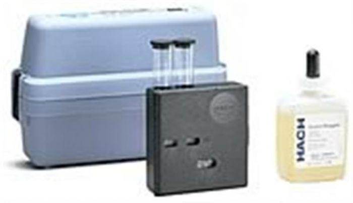 Ammonia Test Kit NI-SA -Salicylate method colour disc