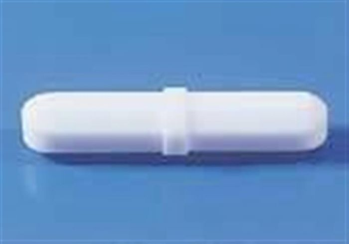 Octahedral PTFE Stirring Bars with Pivot Rings