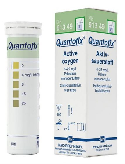 QUANTOFIX active oxygen test (MPS) pack of 100-91349-Camlab