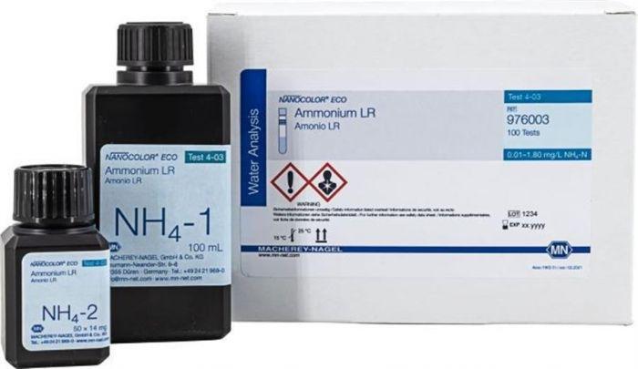 NANOCOLOR Eco Ammonium LR 100 determinations-976003-Camlab