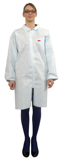 3M 4432 Series Lab Coat - Pack of 50