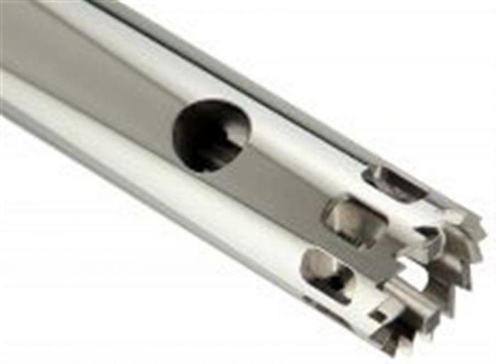 Generator Probe 20mm x 100mm saw tooth  (coarse)-camlab