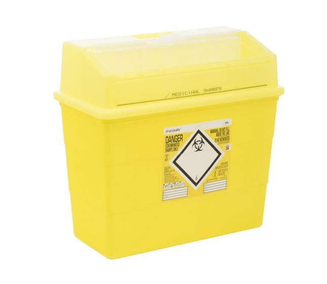 30L Sharpsafe Sharps Container