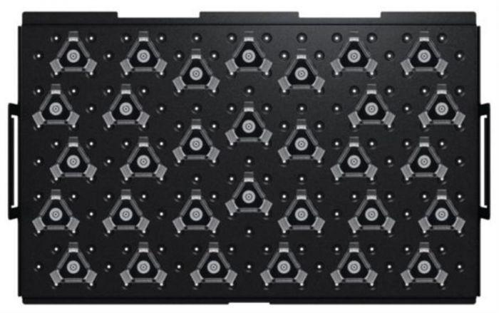 250 mL Erlenmeyer Flask Dedicated Platform (for I26/I26R, Slide-Out)-M1324-9906-Camlab