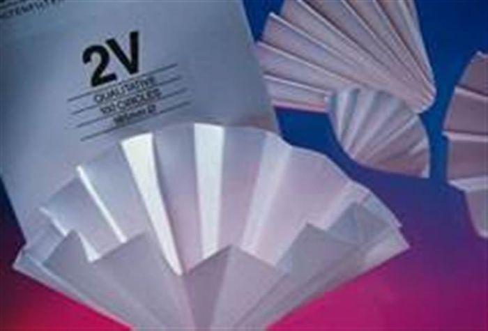 Whatman Folded Qualitative Filter Paper No. 113V and 114V