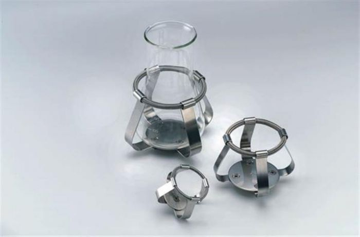 CLAMPS FOR SECURING ERLENMEYER FLASKS TO THE BASKETS-camlab