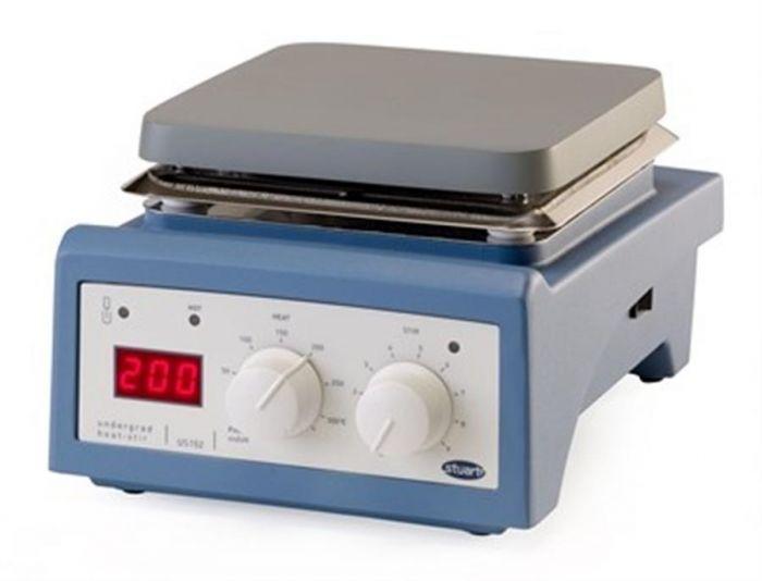 Stuart Undergrad Digital Coated aluminium Hotplate/Stirrer US152D-US152D-Camlab