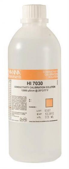 Hanna Conductivity Solutions  500ml