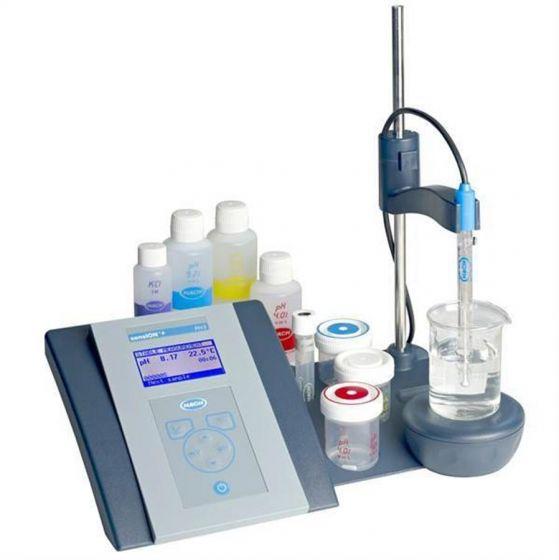 Hach Sension+ pH3 Benchtop pH meters