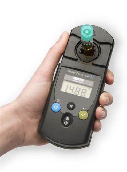 Pocket Colorimeter For Lange LCK COD - Chemical Oxygen Demand (13mm) Vials