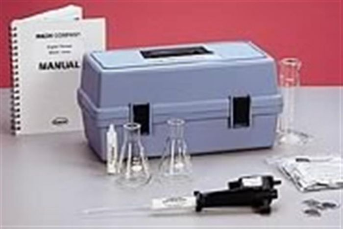 Acidity Test Kit AC-DT