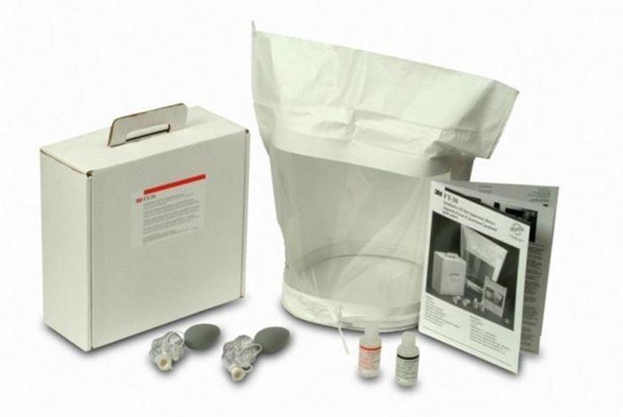 3M Complete Qualitative Fit Test Kits