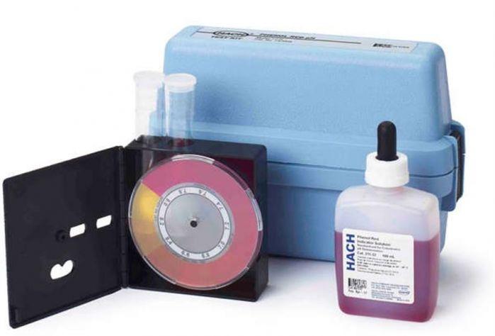 pH 6.5-8.5 Test Kit 17-H - phenol red method-147008-Camlab