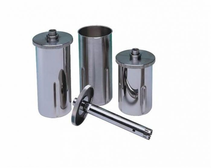 Stainless Steel chamber assemblies for OMNI Mixer, Macro and Macro-ES