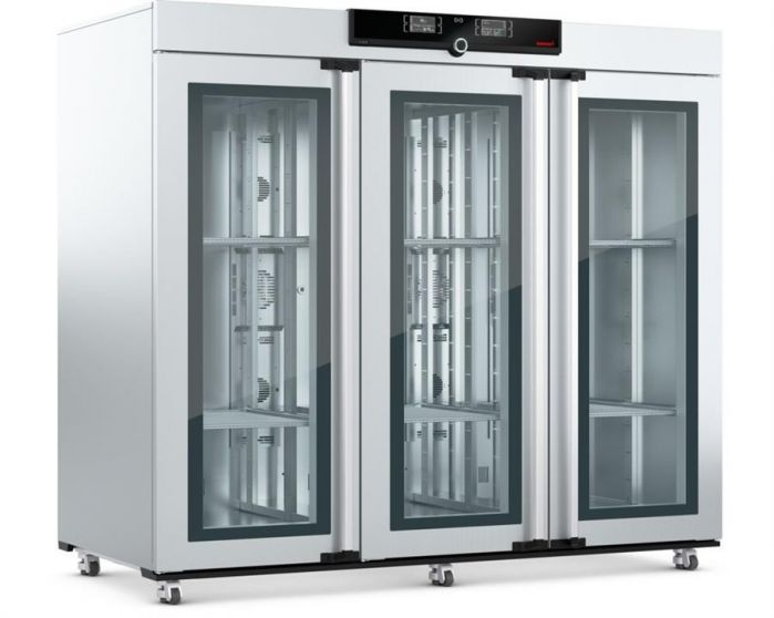 Memmert HPP2200eco climate test chamber 2140L, 0-70°C, 10-80%rh with 6 grids-HPP2220Eco-Camlab