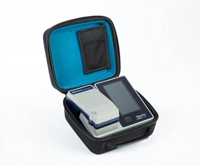 Kemio Disinfection in soft carry case with check standards-KEMS10DIS-Camlab