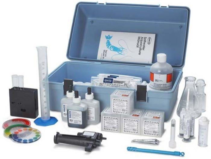 Water test kits - aquariums, aquaculture and fish management