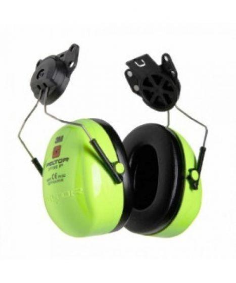 PELTOR Optime II Ear Muff Helmet Attachment Hi-Viz Pack of 10