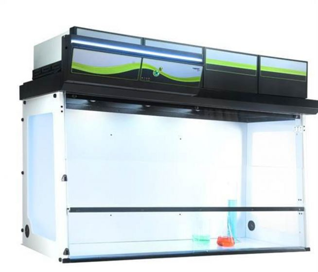 Erlab Captair 714 ductless fume hood for laboratory filtration of chemicals-camlab