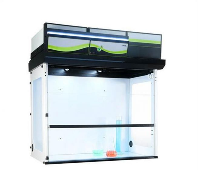 Erlab Captair 633 ductless fume hood for laboratory filtration of chemicals-camlab