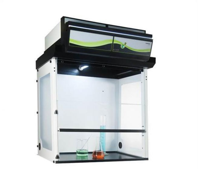 Erlab Captair 392 ductless fume hood for laboratory filtration of chemicals-camlab