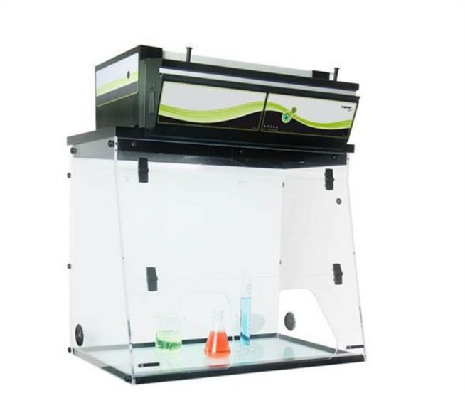 Erlab Captair 391 ductless fume hood for laboratory filtration of chemicals-camlab
