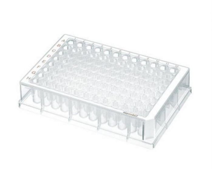 Deepwell plate 96/500µl, Regular package, DNA LoBind White, 40 plates (5 bags of 8)-0030503104-Camlab