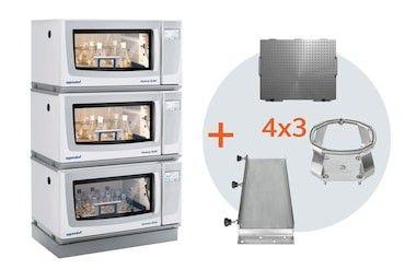 WhatsNext Bundle Innova S44i, Orbit 2,54 cm (1 in) with accessories